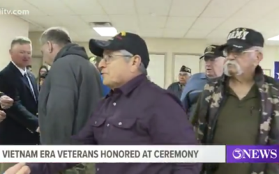 KIIT: Congressman honors veterans in Alice and Kingsville